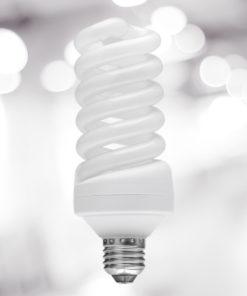 Spiral-Tageslichtlampe 28W