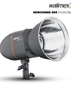 walimex pro Newcomer 200 Studioblitzleuchte