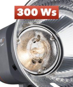 walimex pro Newcomer 300 Studioblitzleuchte