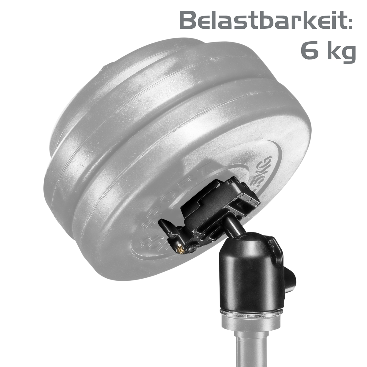 Belastbarkeit Wechselplatte max mantona Kugelkopf XL Stativkopf inkl 6 kg