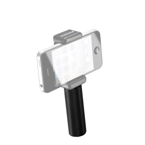 """mantona ¼""""-Griff für GoPro und Smartphone"""