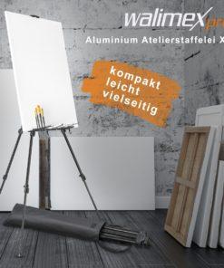 walimex pro Aluminium Atelierstaffelei