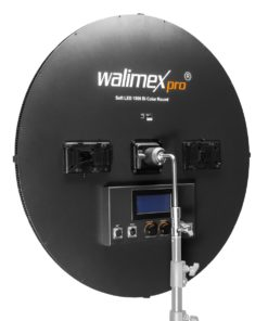 walimex pro Soft LED 1500 BiColor round