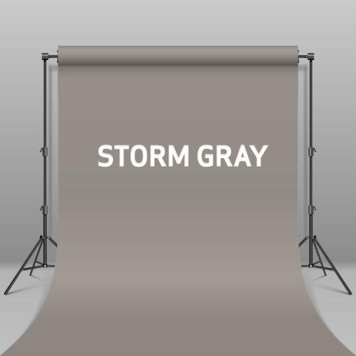 BD Hintergrund Papier Storm Gray