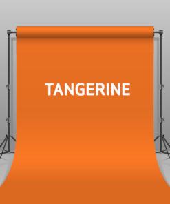 BD Hintergrund Papier Tangerine