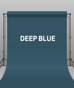 BD Hintergrund Papier Deep Blue