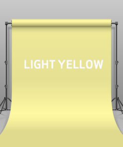 BD Hintergrund Papier Light Yellow