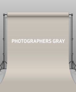 BD Hintergrund Papier Photographers Gray