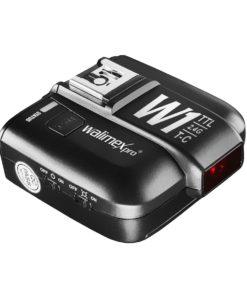 walimex pro Funkauslöser W1 TTL T-C für Canon