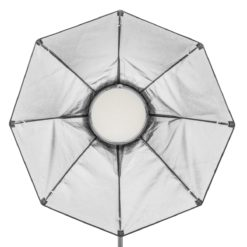 walimex pro Softbox Octagon 80cm für Niova 800 Round LED