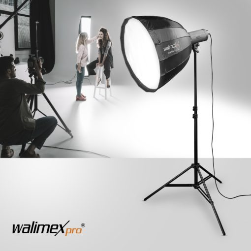 walimex pro Studio Line Deep Rota Softbox QA