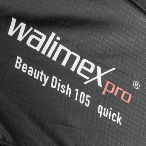 walimex pro Studio Line Beauty Dish Softbox QA