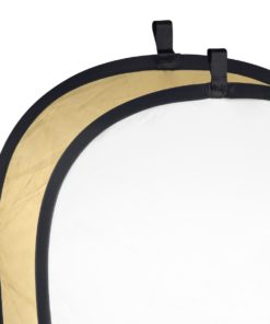 walimex 2in1 Faltreflektor gold/weiß, 145×200cm