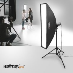walimex pro Studio Line Striplight Softbox QA 40x120cm