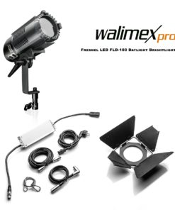 walimex pro Fresnel LED FLD-100 Daylight Brightlight