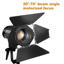 walimex pro Fresnel LED FLD-100 Daylight Brightlight