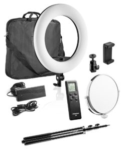 walimex pro LED Ringleuchte Medow 960 Pro mit Lampenstativ