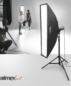 walimex pro Studio Line Striplight Softbox QA 30x140cm