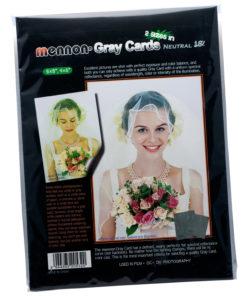 mennon® Graukarte A5 & A6 + CD