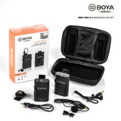 Boya WM4 Pro K-1 Mikrofon 2er Set