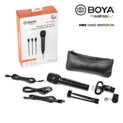Boya HM2 Handmikrofon
