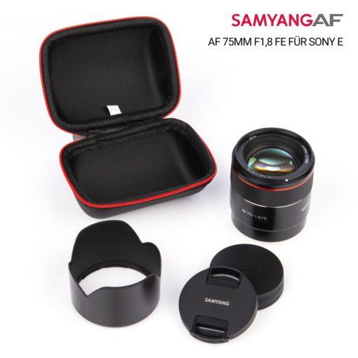 Samyang AF 75/1.8 FE - Tiny but Absolute