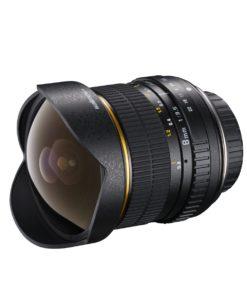 walimex pro 8/3,5 Fisheye I APS-C für Canon EF-S
