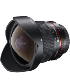 walimex pro 8/3,5 AE Fisheye II APS-C für Nikon F