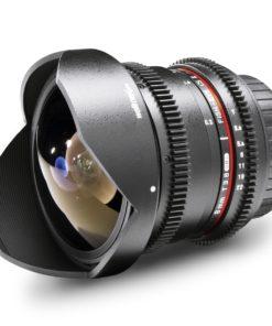 walimex pro 8/3,8 Fisheye II Video APS-C für 4/3