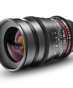 walimex pro 35/1,5 Video DSLR für Samsung NX