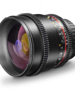walimex pro 85/1,5 Video DSLR für Sony A