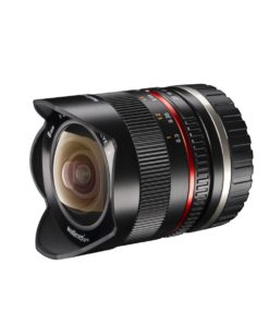 walimex pro 8/2,8 Fisheye II APS-C für Sony E, schwarz