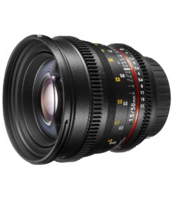 walimex pro 50/1,5 Video DSLR für Canon M