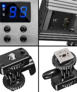walimex pro LED Niova 300 BiColor 30W inkl. NP-F Akkus