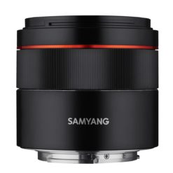Samyang AF 45/1,8 FE für Sony E - Tiny but Premium