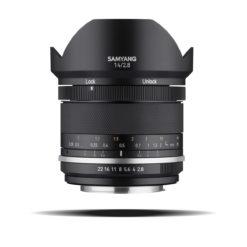 Samyang 14/2,8 II für Canon EF