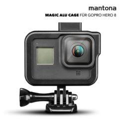 mantona Magic Alu Cage für GoPro Hero 8