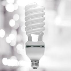 Spiral-Tageslichtlampe 135W