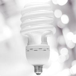 Spiral-Tageslichtlampe 55W