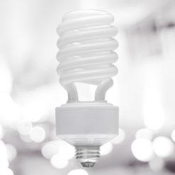 Spiral-Tageslichtlampe 40W