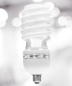 Spiral-Tageslichtlampe 70W