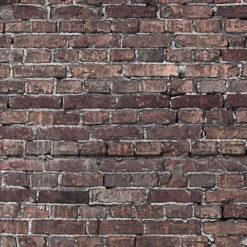 Savage Grunge Brick Printed Background Paper