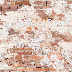 Savage Weathered Brick Printed Background Paper