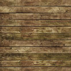 Savage Worn Planks Printed Background Paper