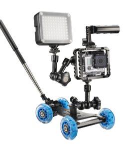 walimex pro Dolly Action-Set I für GoPro