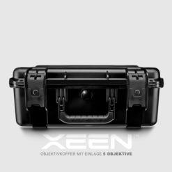 XEEN CF Objektivkoffer für 5 Objektive