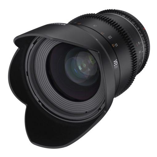 Samyang 85/1,5 VDSLR MkII für Canon RF