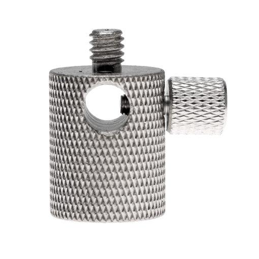 """¼""""-Reflexschirmhalterung für Lampenstative, Spigots"""