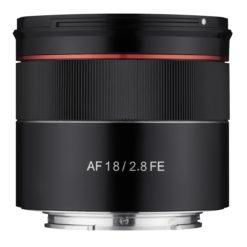 Samyang 18/2,8 AF FE für Sony E