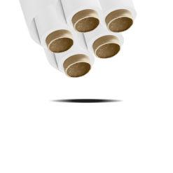 Papierrolle 1,35m